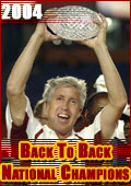 USC 2004 Back-To-Back National Champions